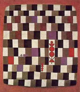 026 Klee Paul - Superchess (Zurich, Kunstmuseum, 1931)